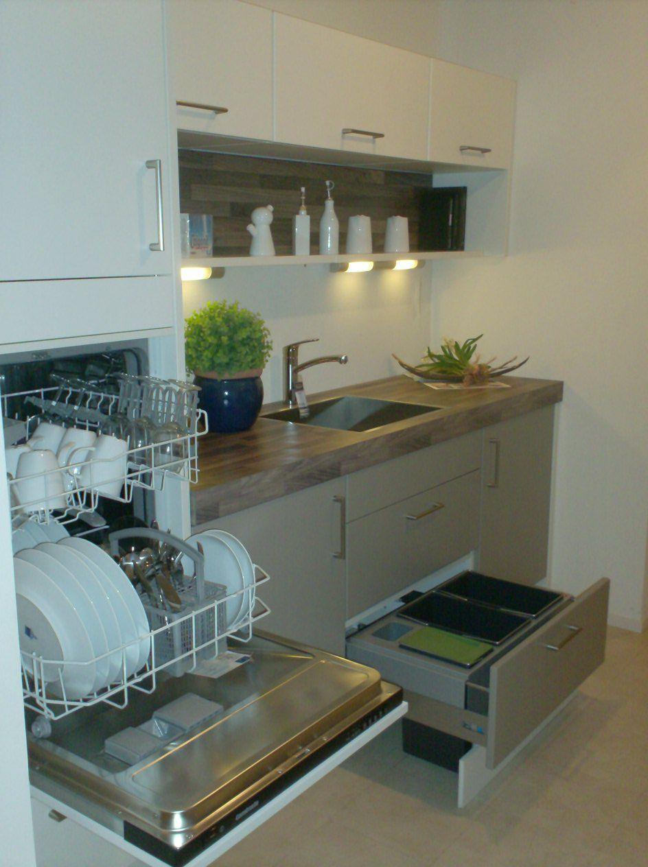 De grootste en voordeligste keukenwinkel van nederland rechte keuken taupe - Keuken kleur idee ...