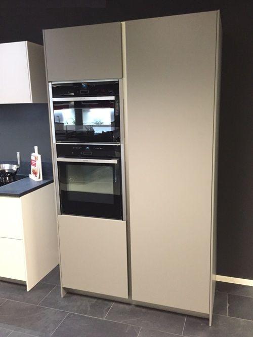 S11 keuken in matte lak